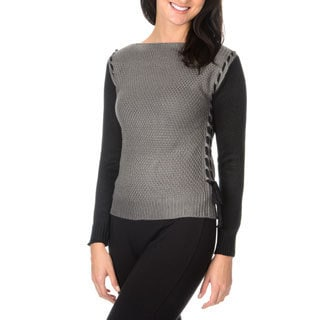 Nancy Yang Fashion Women's Knit Pullover Sweater