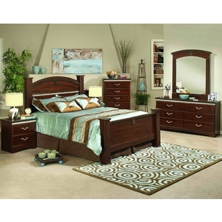 Sandberg Furniture La Jolla Bedroom Set
