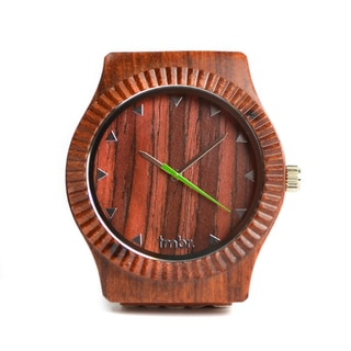 The Arbor Men's ARBR-RS Rosewood Watch