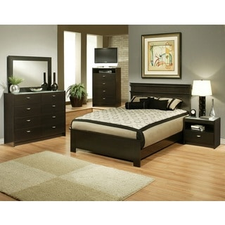 Sandberg Furniture Times Square Bedroom Set