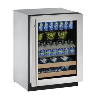 2000 Series 2224BEV - 24 Inch Stainless Steel Beverage Center