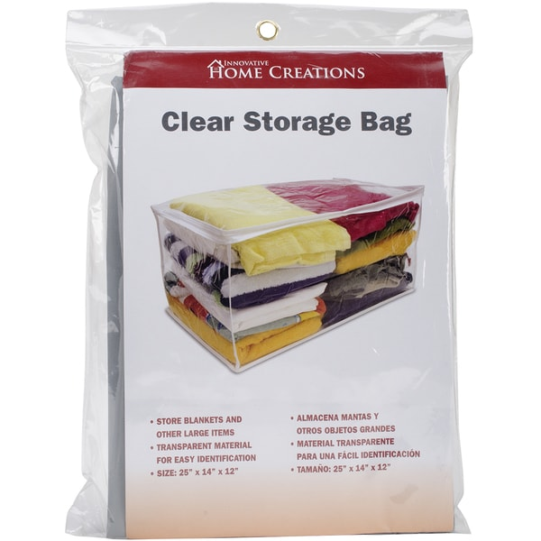 Clear Storage Bag 14358721