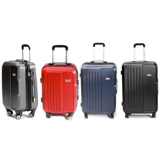 English Laundry 3-piece Expandable Hardside Spinner Luggage Set