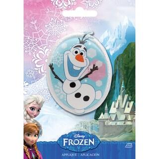 Disney Frozen Iron-On Applique-Olaf
