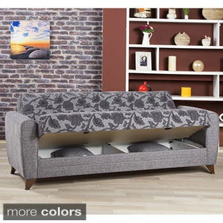Anatolia Convertible Futon Sofa Bed with Storage
