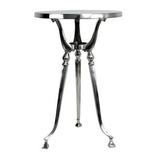 Aluminum Round Table
