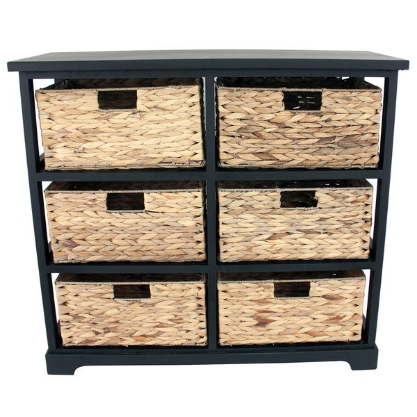 Six Basket Drawer Chest
