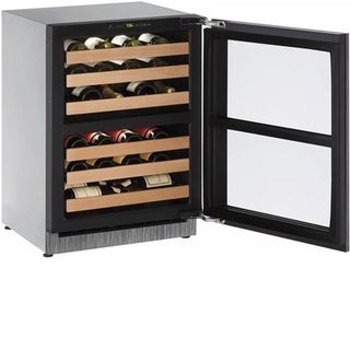 U-Line 2000 Series 2224ZWC 24 Inch Integrated Wine Captain