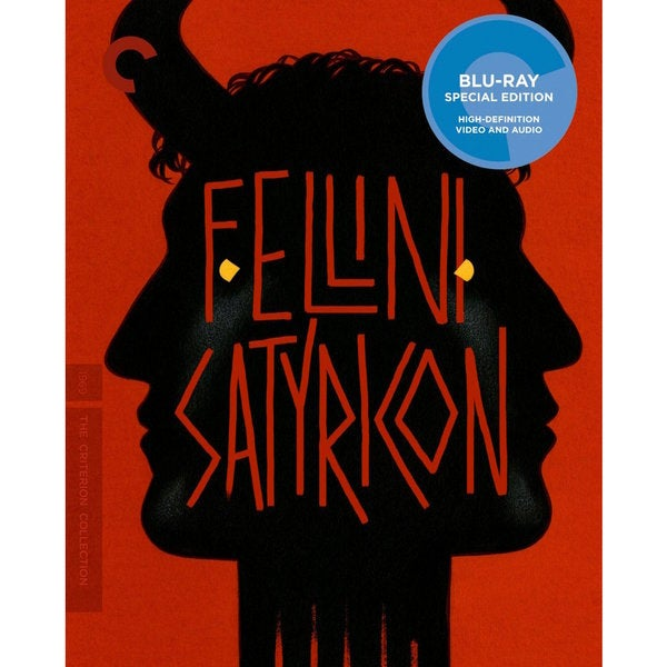 Fellini Satyricon (Blu-ray Disc) 14359444