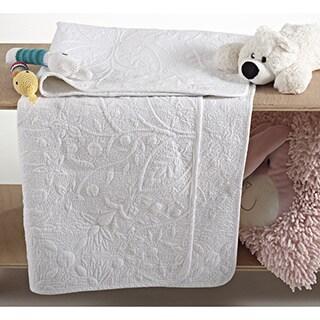 Matelasse Baby Blanket