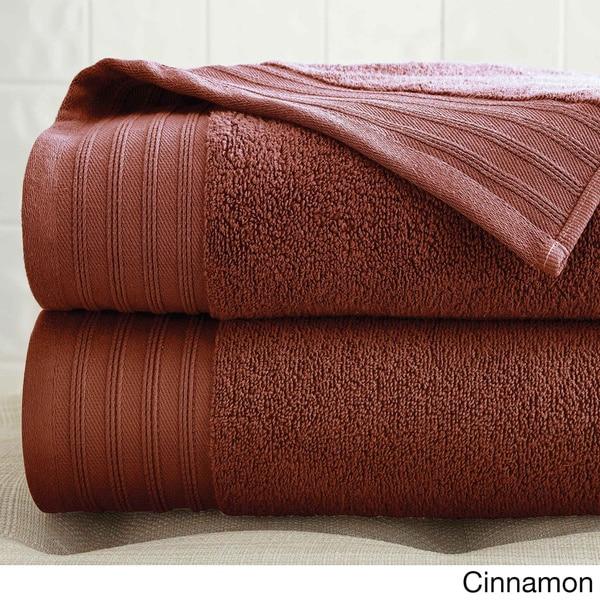 Bath Sheets Oversized: Quick Dry Egyptian Cotton Oversized Bath Sheet (Set Of 2
