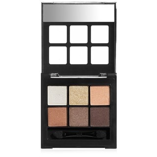 e.l.f. Essential Holiday 6-piece Eyeshadow Palette Limited Edition