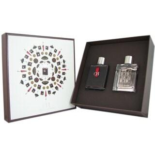 Carolina Herrera CH Men's 2-piece Fragrance Set