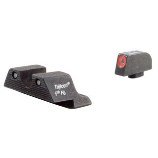 Trijicon HD Night Sights, Glock 42 Orange Front Outline