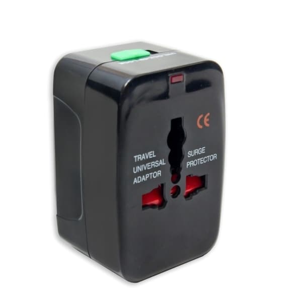 IOCrest Universal Travel Power Plug US UK Australia and Europe
