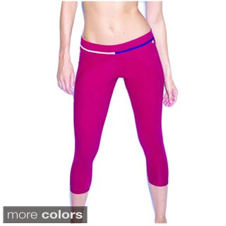 Red Daisy Women's 'Ginger Tight' Low-rise Athletic Pants