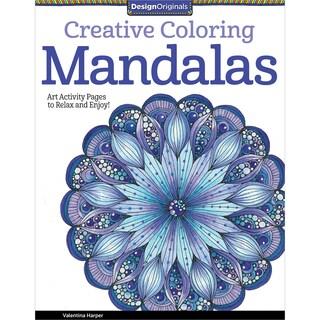 Design Originals-Creative Coloring: Mandalas