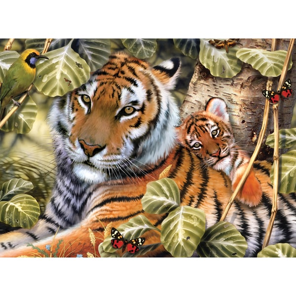 """Junior Large Paint By Number Kit 15.25""""X11.25""""-In The Shadows"""