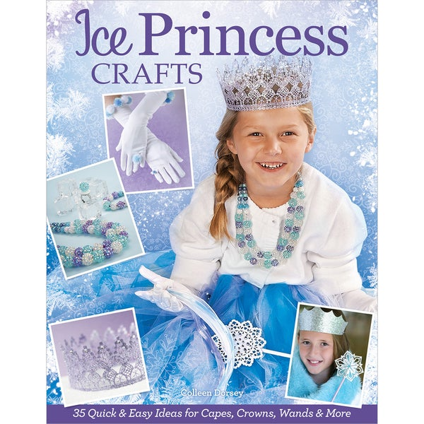 Design Originals-Ice Princess Crafts