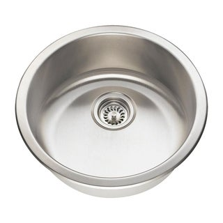 MR Direct 465 Stainless Steel Bar Sink