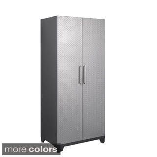 NewAge Products Performance Plus Diamond Plate Locker Cabinet