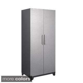 NewAge Products Performance Plus Diamond Plate Locker Cabinet