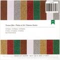American Crafts Glitter Paper Pad 6