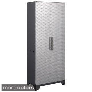 NewAge Products Performance Diamond Plate Locker Cabinet