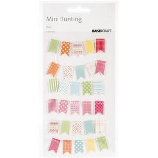 Pop! Mini Bunting Banners 6/Pkg