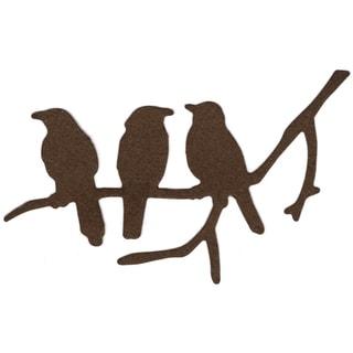 Joy! Crafts Cutting Die-Vintage Flourishes/3 Birds On A Branch