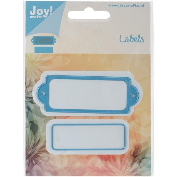 Joy! Crafts Cutting Die-Label Holder & Label