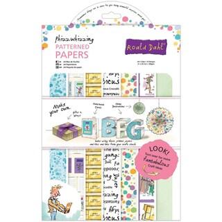Roald Dahl A4 Paper Pack 32/Pkg-Phizz-Whizzing