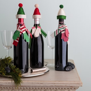 Rustic Bottle Decoration Kit