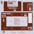 Hot Off The Press Template -Shutter Card