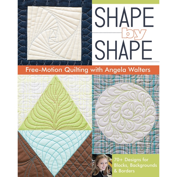 Stash Books-Shape By Shape