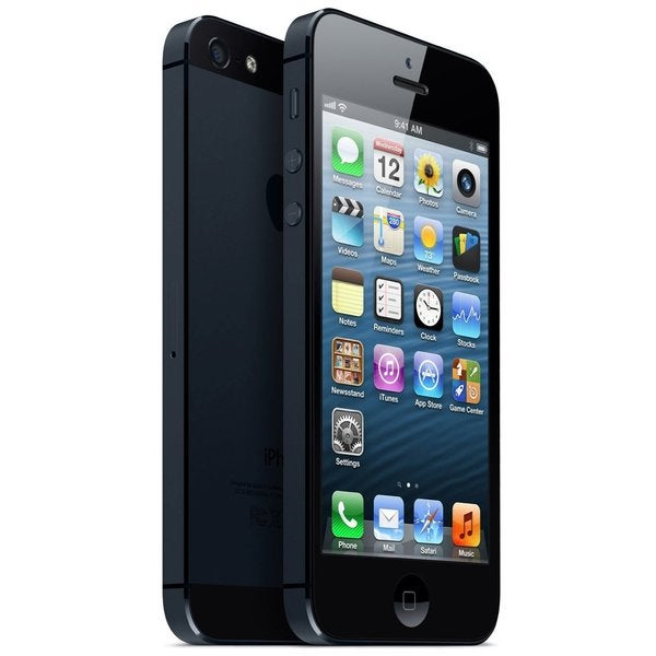 Apple iPhone 5 16GB Unlocked GSM Smartphone