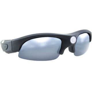 Coleman VisionHD 1080p HD Video Sunglasses with Built-in Video Camera