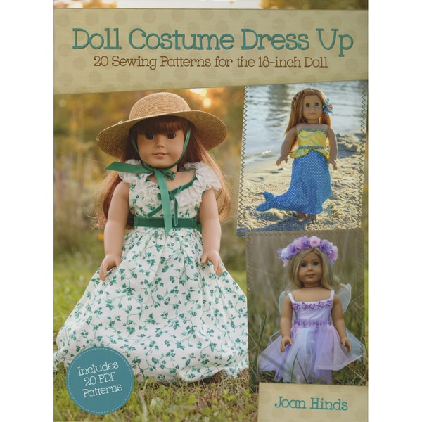 Krause -Doll Costume Dress Up