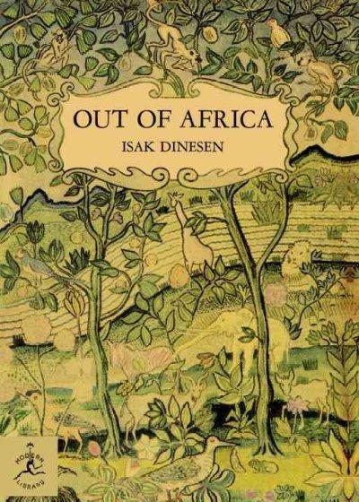 Out of Africa (Hardcover)