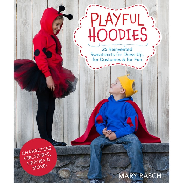 Lark Books-Playful Hoodies