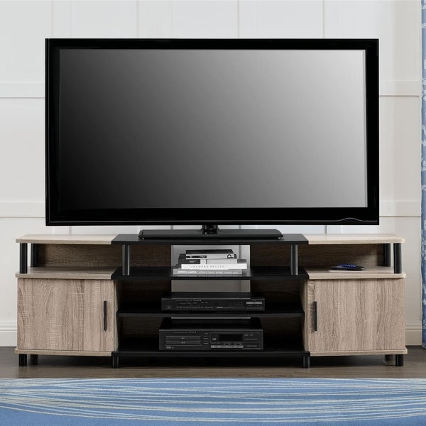 altra dexter 70 inch tv stand console furniture home living media theater ebay. Black Bedroom Furniture Sets. Home Design Ideas