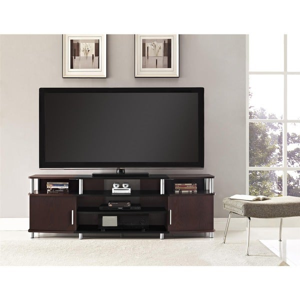 Altra Carson 70 Inch Tv Stand 16814517 Overstock Com Shopping Great Deals On Altra