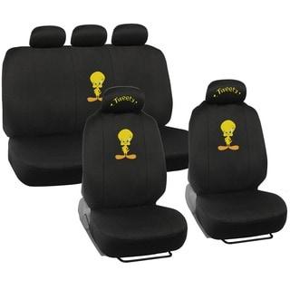 Warner Brothers Tweety Bird Car Seat Covers