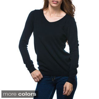 Bacci Women's Long Sleeve Sweater