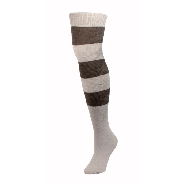 Knit Knee High Socks for Women by Minx