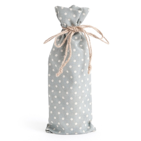 Dotted Design Bottle Bags (Set of 6)