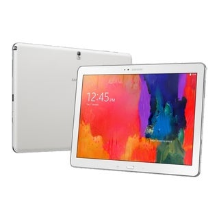 Samsung Galaxy Note Pro SM-P901 White 12.2-inch 3G + WI-FI Quad-Core HD Tablet