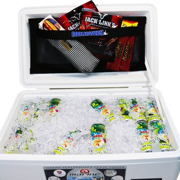 Tackle Webs Black Cooler Webs 14363975