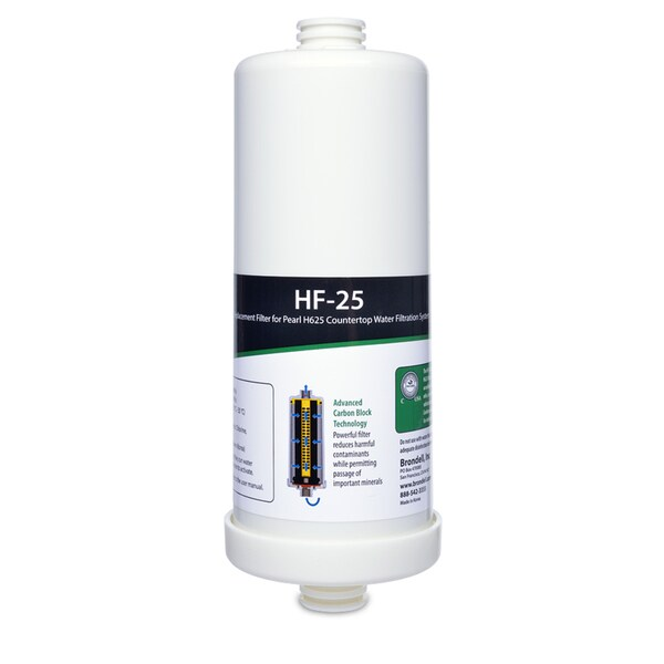 H2O+ Pearl Carbon Block Water Filter 14364038