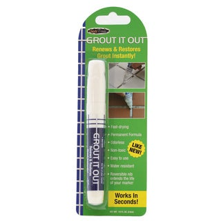 As Seen on TV Handy Trends Grout It Out Tile Repair Pen